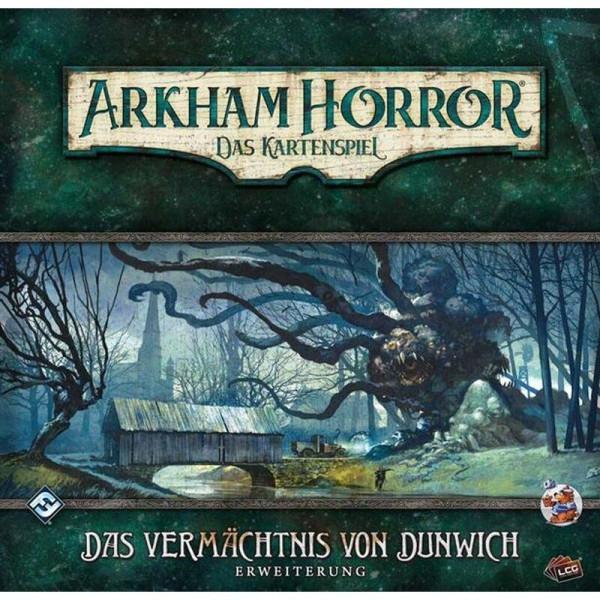 Arkham Horror LCG: Das Vermächtnis von Dunwich