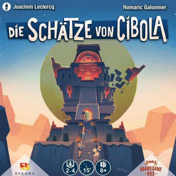 BGB Die Schätze von Cibola