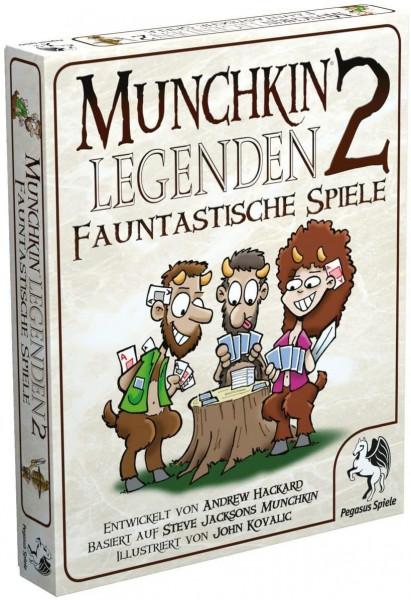 Munchkin: Legenden 2