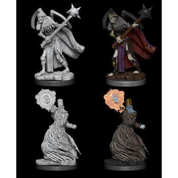 Pathfinder Deep Cuts Unpainted Miniatures: W6 Liches