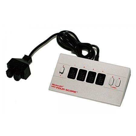 Nintendo NES Four Score Adapter Multitap (OV)