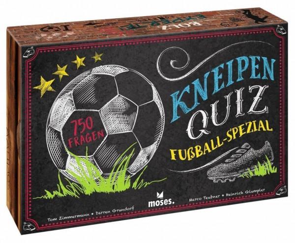 Kneipenquiz - Fußball-Spezial