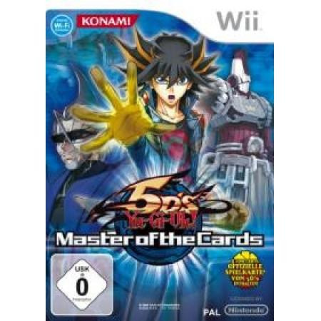 Yu-Gi-Oh! - 5Ds Master of the Cards