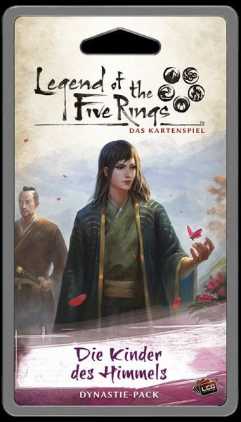 Legend of the 5 Rings LCG - Kinder des Himmels