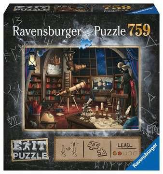 Puzzle Exit 1: Sternenwarte