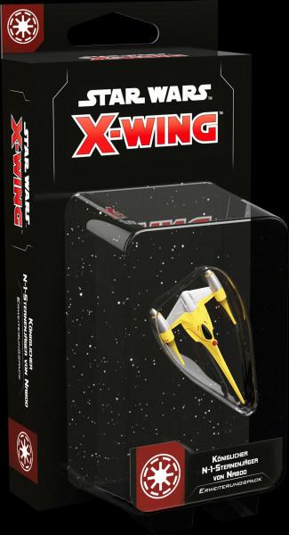 X-Wing 2. Edition: Königlicher N1-Sternenjäger von Naboo