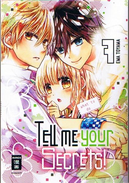 Tell me your Secrets 07