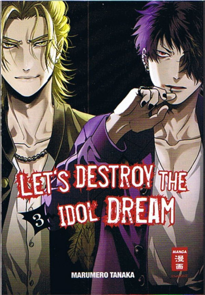 Let´s destroy the idol dream 03
