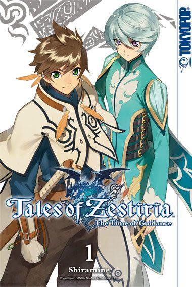 Tales of Zestiria 01