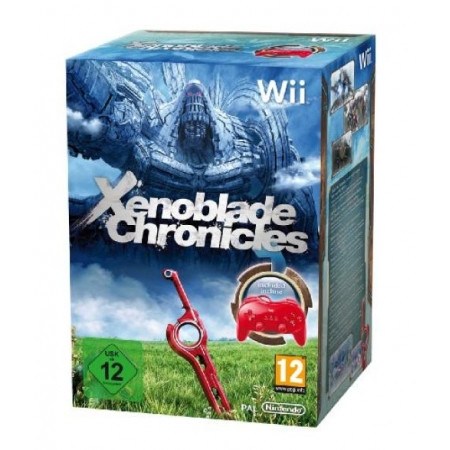 Xenoblade Chronicles - Limited Edition