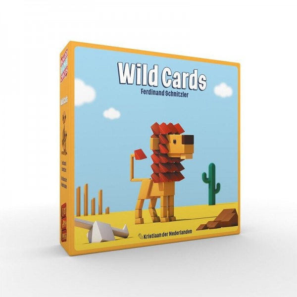 WILD CARDS DE/EN