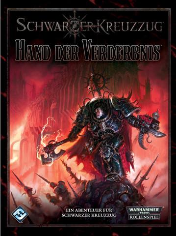 WH40K: Schwarzer Kreuzzug - Hand der Verderbnis