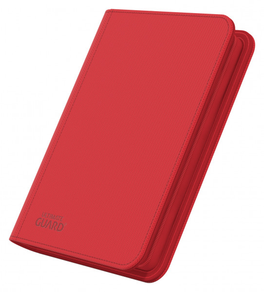 4-Pocket ZipFolio XenoSkinTM Red