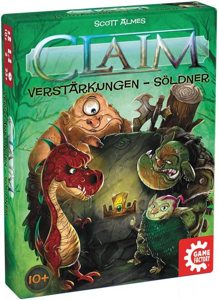 Claim Verstärkung: Magie DE