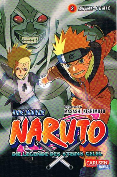 Naruto - The Movie: Die Legende des Steins von Gelel 02