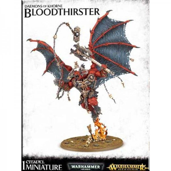 Daemons Of Khorne Bloodthirster (97-27)