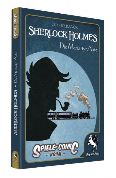 Spiele-Comic Krimi: Sherlock Holmes #2