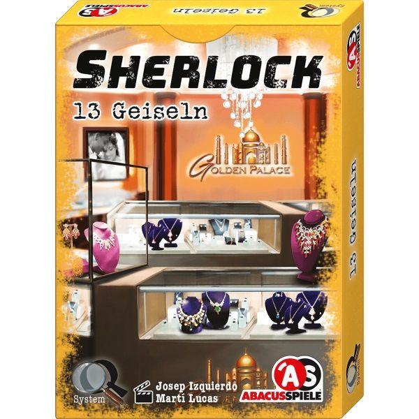 Sherlock II: 13 Geiseln