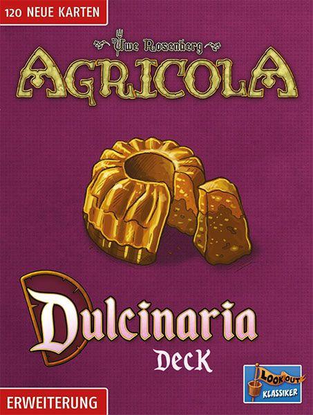 Agricola - Dulcinaria Deck DE