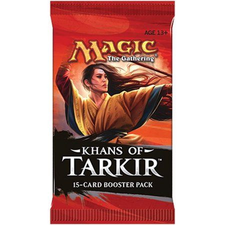 Khans of Tarkir Booster en.