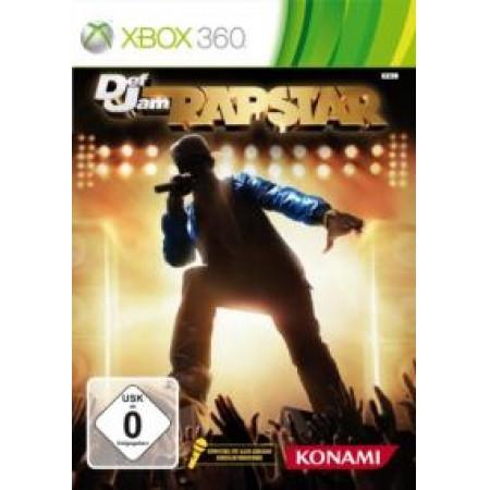 Def Jam Rapstar (inkl. Microphon)