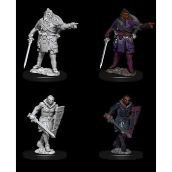 Dungeons & Dragons Nolzur`s Marvelous Unpainted Miniatures: W8 Hobgoblins