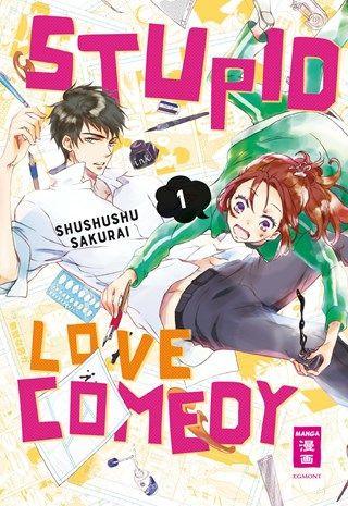 Stupid Love Comedy 01