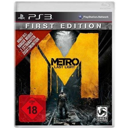 Metro: Last Light - First Edition