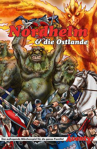 Äventyr: Nordhelm und Die Ostlande - Abenteuerbox