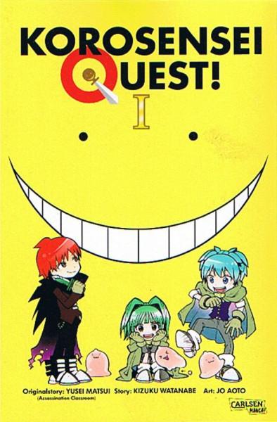 Kurosensei Quest 01