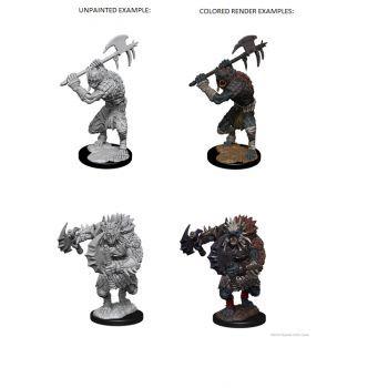 Dungeons & Dragons Nolzur`s Marvelous Unpainted Miniatures: W1 Gnolls