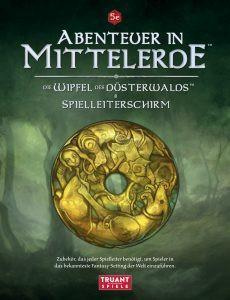 Abenteuer in Mittelerde Die Wipfel von Düsterwald. SL-Schirm