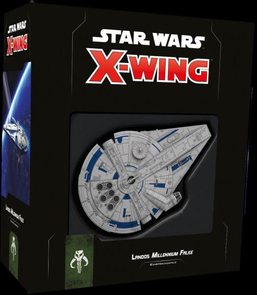 X-Wing 2. Edition: Landos Millennium Falke
