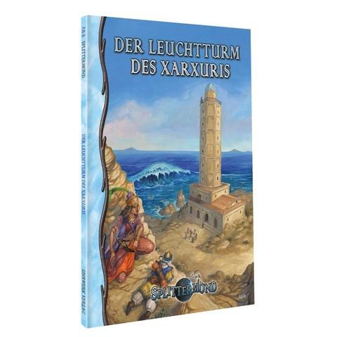 Splittermond - Der leuchtturm des Yarxuris