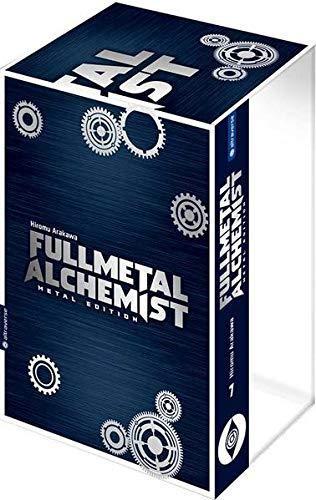 Fullmetal Alchemist Metal Edition 07 + Box