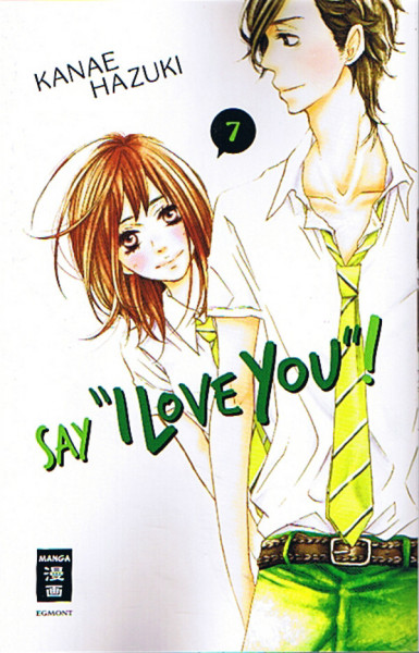 Say I love you! 07