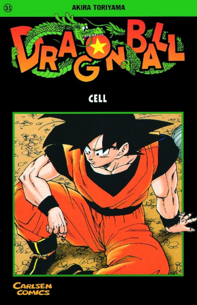 Dragon Ball 31 - Cell