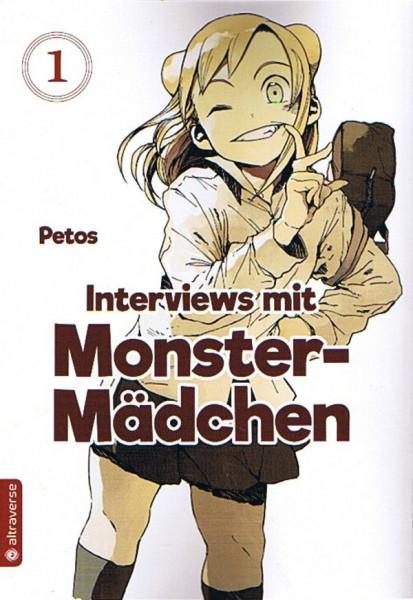 Interviews mit Monster - Mädchen 01