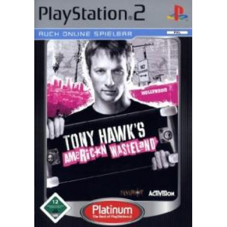 Tony Hawks American Wasteland (Platinum)