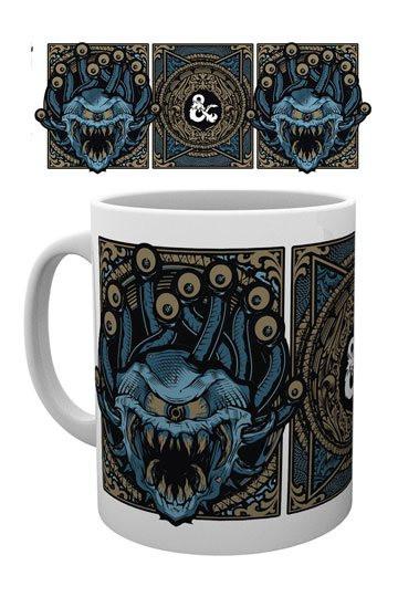 Dungeons & Dragons Mug Beholder