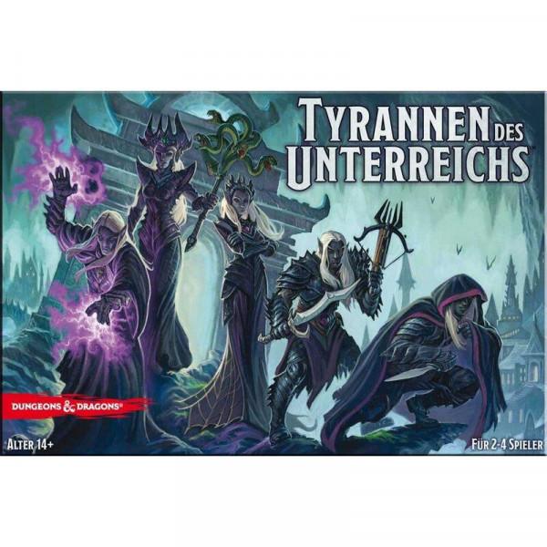 Tyrannen des Unterreichs - Brettspiel
