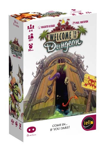 Welcome to the Dungeon - DE