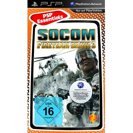 Socom: Fireteam Bravo 3 - Essentials