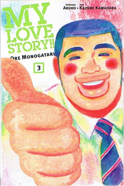 My Love Story!! 03