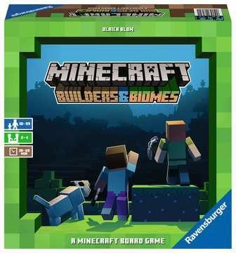 Minecraft Board Game D/F