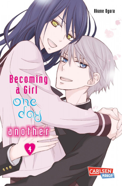 Becoming a Girl One Day - another day 04