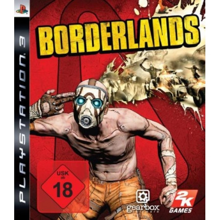 Borderlands **