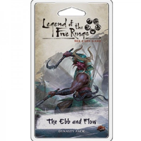 Legend of the 5 Rings LCG - The Ebb and Flow engl.