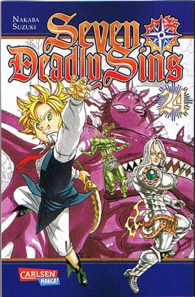 Seven Deadly Sins 24