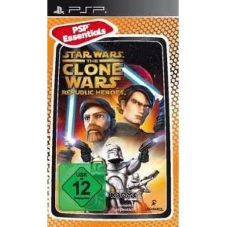 Star Wars The Clone Wars: Republic Heroes - Essentials
